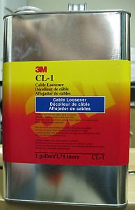 3M Wire Pulling Cable Loosener CL, 1 Gallon