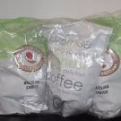 3 Pack Coffee Bean Direct Brazilian Santos Whole Bean Coffee 16 oz Each