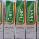 (Pack of 7) Fleet Mineral Oil Enema, Latex Free - 4.5 fl oz