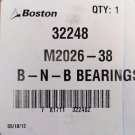 Boston M2026-38 Plain Sleeve Bearing