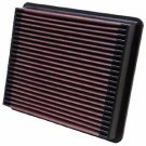 K&N 33-2800 High Performance Replacement Air Filter for 99-02 Daewoo Leganza