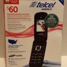 Samsung S275G Prepaid Phone - Telcel - New in Box