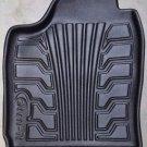 Lund 283097-B Catch-It Vinyl Black Front Seat Floor Mat - Set of 2