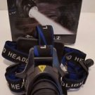 Generic CREE XML T6 Beads Waterproof Led Headlamp Rechargeable with Wall Charger