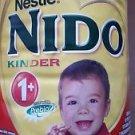 (Pack of 4) Nestle NIDO Kinder 1+ Powdered Milk Beverage, 3.52 lb. Canister