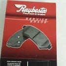 Raybestos SGD840M Service Grade Semi-Metallic Disc Brake Pad Set - 99-06 Audi A4