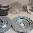 SSBC A166-3A SuperTwin Front Brake Kit 90'-05' Honda and Acura