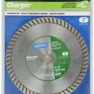 """(Pack of 1) Norton Charger Portable Diamond Blade, 7""""  x 0.09"""""""