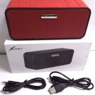 Xoundstar WS-707 Wireless Bluetooth Speaker Portable High-Fidelity Speaker - Red