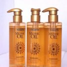 3 Pack L'Oreal Professional Mythic Oil Nourishing Shampoo, 8.5 Oz Each