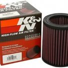 K&N E-2360 High Performance Replacement Air Filter - Lotus Peugeot Rover I4