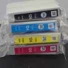 Epson T124120-BCS Epson DURABrite Ultra 124 Ink Cartridge Black and Color Pack