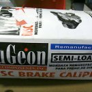 NuGeon 22-01651L Semi-Loaded Brake Caliper - Dr. Side (Fits Select 01-07 Toyota)