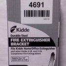 6 Pack Kidde 420119 Fire Extinguisher Metal Bracket for 5-Lbs Fire Extinguisher