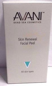 Avani Dead Sea Skin Renewal Facial Peel - 30 ml - EXP 08/2018