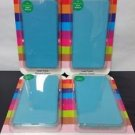 4 Pack of FYY Ultra Slim Magnetic Cover Case for Apple iPhone 6 Plus - Cyan
