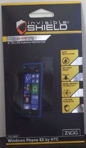 InvisibleShield for HTC Windows Phone 8X Full Body 1 Pack
