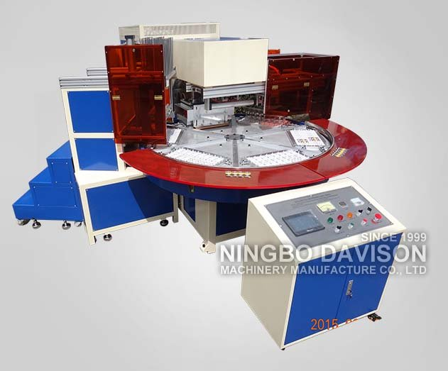 RF Blister Packing Machine