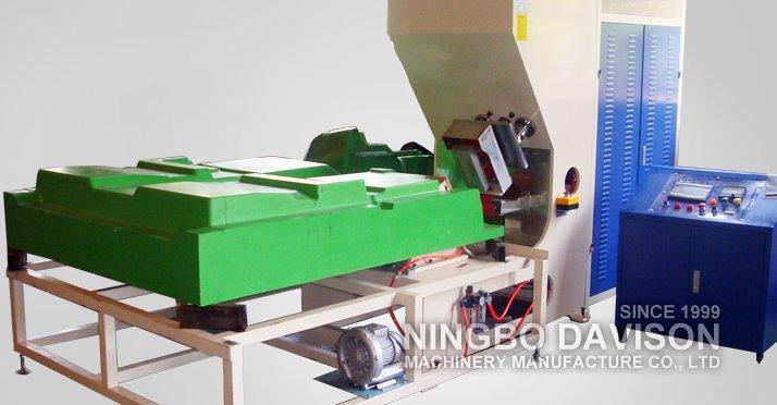 HF Car Heel And Foot Mat Welding Machine Car