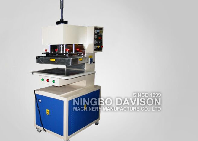 10KW sidewall cleat welding machine
