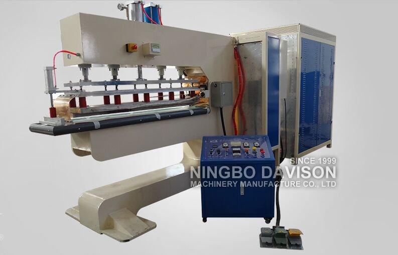 50kw Conveyor Belt Welding Machine