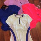 Lot Of 4 FILA tops Size Small All New