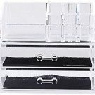 Vencer® Jewelry and Cosmetic/makeup Organizer Set (1 Top 2 Drawers)