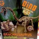 Geoworld Dino Excavation Kit - Brachiosaurus Skeleton New