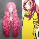 "36"" Curly Pinkish Cosplay Wig -- Tsukimiya Ringo"