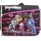 Monster High Black Messenger Bag