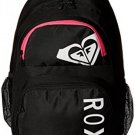 Roxy Junior's Shadow Dream Poly Backpack, Black, One Size