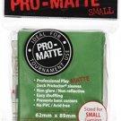Pro Matte Small Green DPD