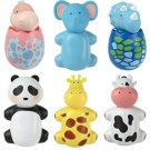 Flipper Animals Toothbrush Holder Assorted Designs (Any One)