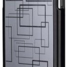 Amplim Samsung Galaxy S4 Case Cover: Engraved Premium Stainless Steel On High