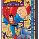 Superman La Serie Animada, Volumen 3 En Dvd (2006)