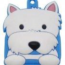 FouFou Dog Key Cover, Westie Terrier