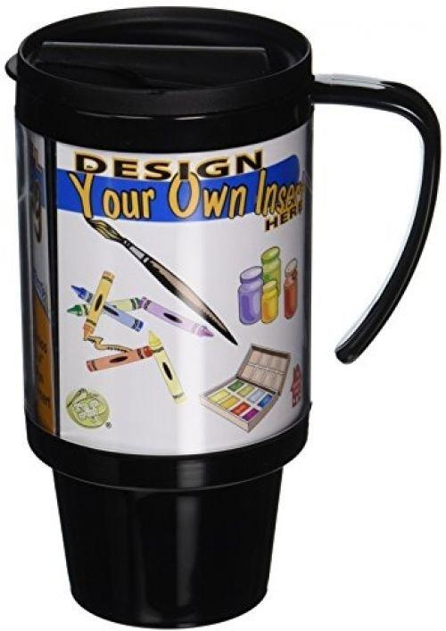 Neil Enterprises 572 Plastic 16 Oz. Travel Mug
