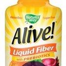 Alive! Liquid Fiber Supplements, Citrus, 32 Ounce