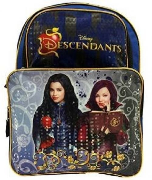 Disney Descendants 16 School Backpack