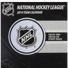 Nhl All Team 2014 Calendar [Sep 15, 2013]