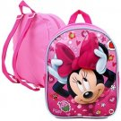 Disney Minnie Mouse Childrens Mini 10 Backpack