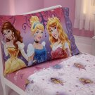 Disney Princess 2 Piece Sheet Set