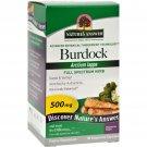 Nature's Answer Burdock Root - 90 Vegetarian Capsules