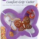 1 X ComfortGrip Cookie Cutter 4'Butterfly