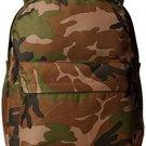 Everest Classic Woodland Camo Backpack, Camouflage, One Size