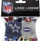 NFL Dallas Cowboys Logo Loomz Pack