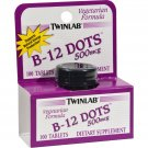 Twinlab B-12 Sublingual Dots - 500 mcg - 100 Tablets