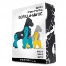 Protocol Gorilla-Matic (Set Of 2 3D Wind-Up Puzzles)