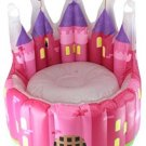 IGGY Inflatalbe Castle Chair - Pink