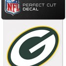 Green Bay Packers Perfect Cut Decal - 4 x4